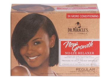 Relaxers For Black Hair